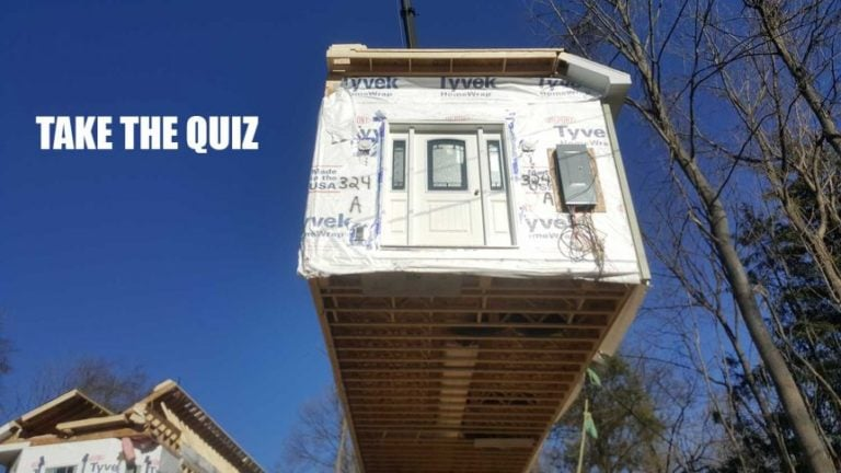 Take the Modular Home Quiz