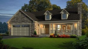Bainbridge modular home