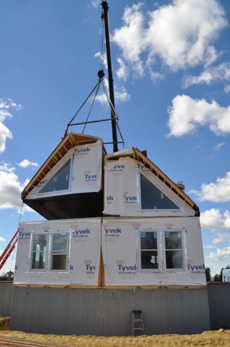 modular home set